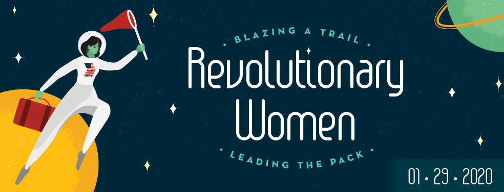 Revolutionary Women WebBanner