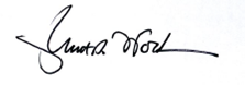 Rhett Workman Signature