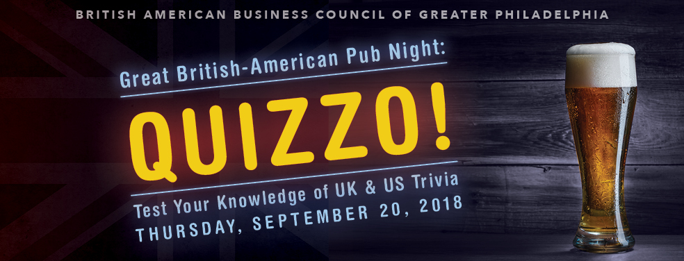 quizzo night banner